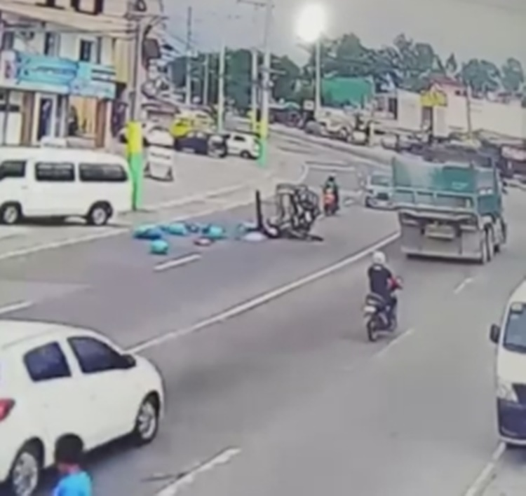 Watch: CCTV Footage Of Another Road Accident Goes Viral