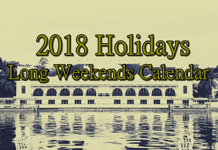Long Weekends Calendar