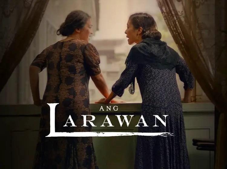 Image result for ang larawan poster