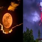 Super Blue Blood Moon's Relation
