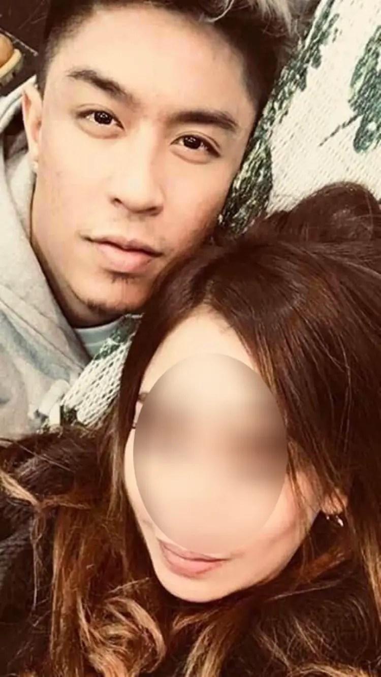 Kris Lawrence's Non-Showbiz Girlfriend
