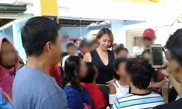 LOOK: Bianca Manalo, Mayor Jonathan Tan Personally Thank