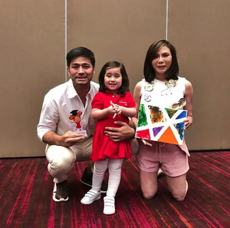 Hayden Kho, Vicki Belo, Scarlet Snow
