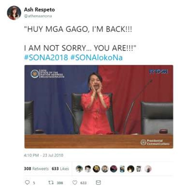 Funniest Memes From SONA 2018 Now Making Rounds Online