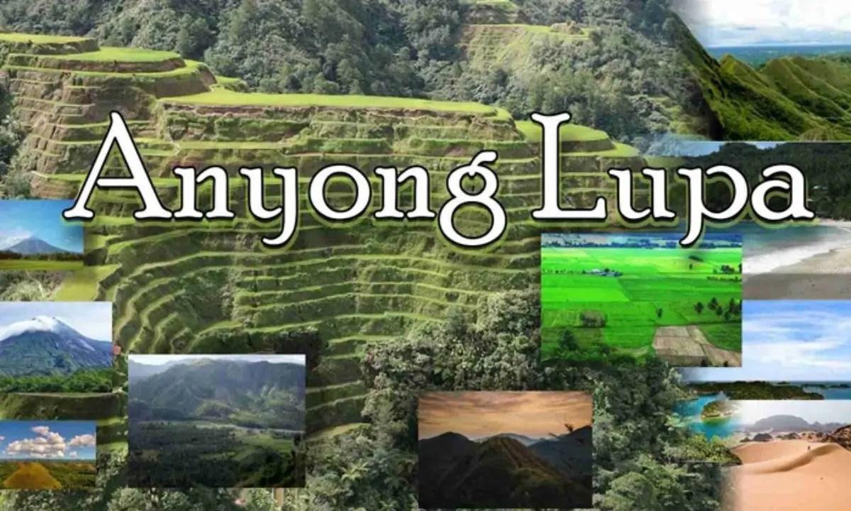 hight resolution of ANYONG LUPA: Mga Iba't Ibang Uri Ng Mga Anyong Lupa