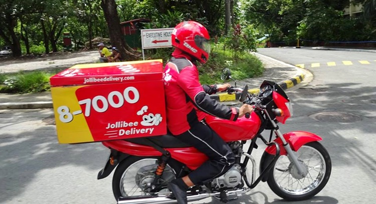 Home Delivery Jollibee Menu