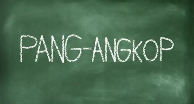 Pang Angkop Ang Kahulugan At Ang Mga Halimbawa Nito