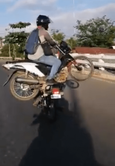 Man Carrying