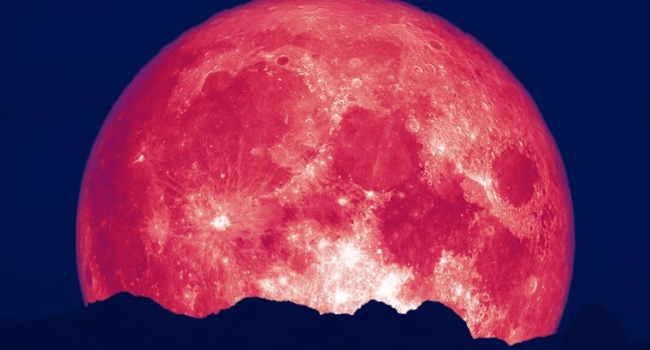 Strawberry Full Moon On June 5! – Penumbral Lunar Eclipse