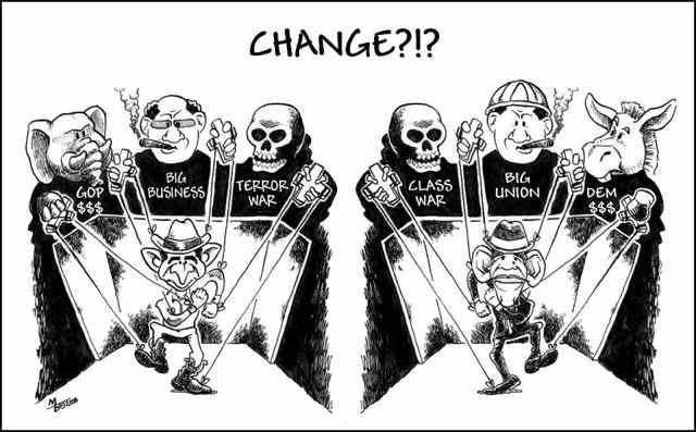 Chris Hedges: The moral imperative of revolt