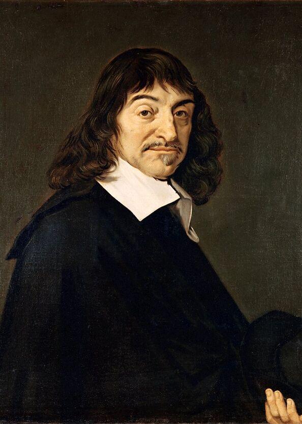 Je Pense Donc Je Suis Auteur : pense, auteur, René, Descartes, Articles,, Citations, Philosophie, Magazine