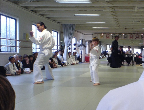 Kids are used to humble learning. But what about you? Can you maintain the openness of the White Belt Mind?