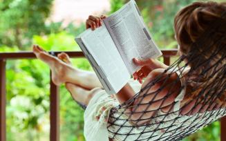 75468-hammock-girl-relax-time-book-reading-1680x1050