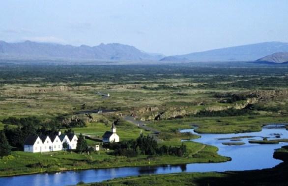 Thingvellir National Park tourism destinations