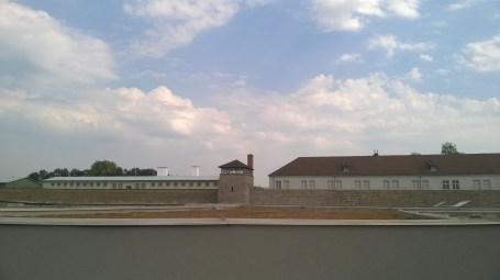 Il Campo di Mauthausen.