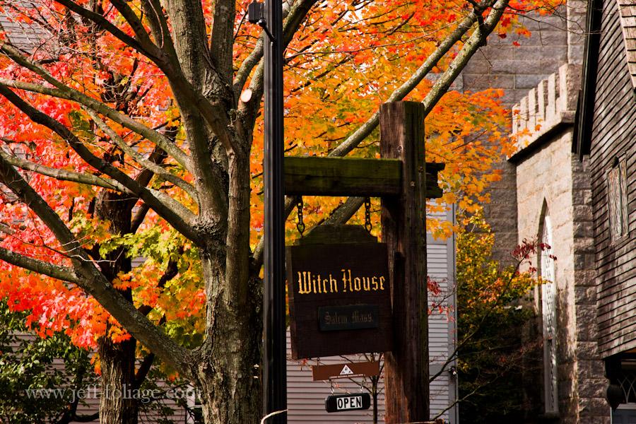 Kentucky Fall Wallpaper Speciale Halloween Andiamo A Salem Massachusetts Usa