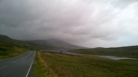 Tipico paesaggio della Scozia Occidentale