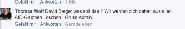 AfD Gruppen