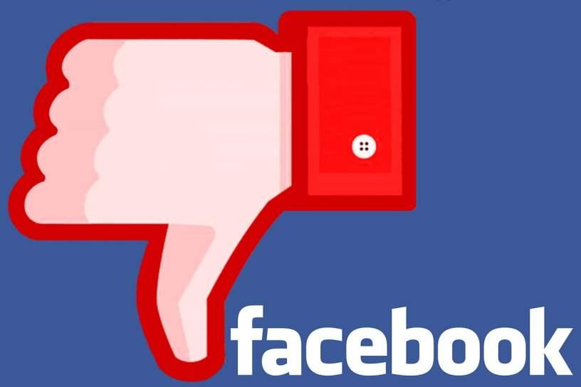 Bei Facebook Gesperrt