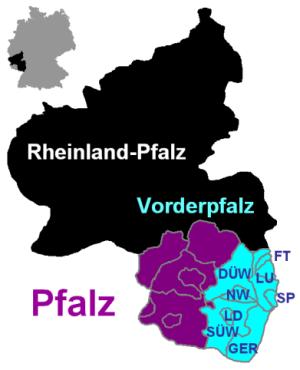 Vorderpfalz