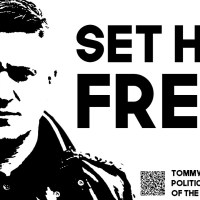 Petition: Free Tommy Robinson!