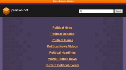 Wo ist die Kommentarfunktion von PP und was ist mit PI-News los?