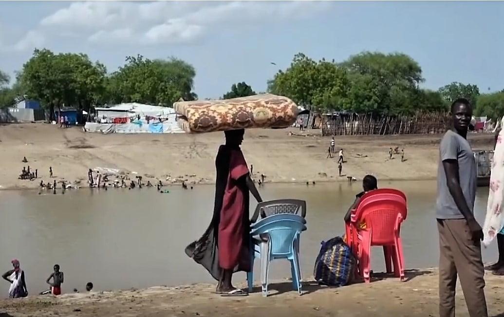 Was wäre wenn … Millionen Fremde fallen illegal in einem afrikanischen Land ein