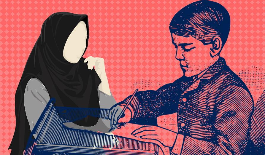 Absurdes Kopftuch Urteil Islam Lobby Siegt