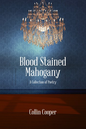Blood Stained Mahogany Book