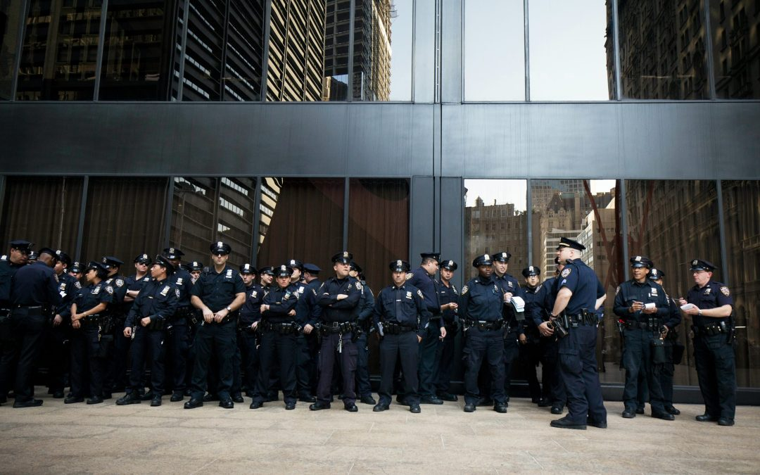 Are Police the Tip of the Iceberg?