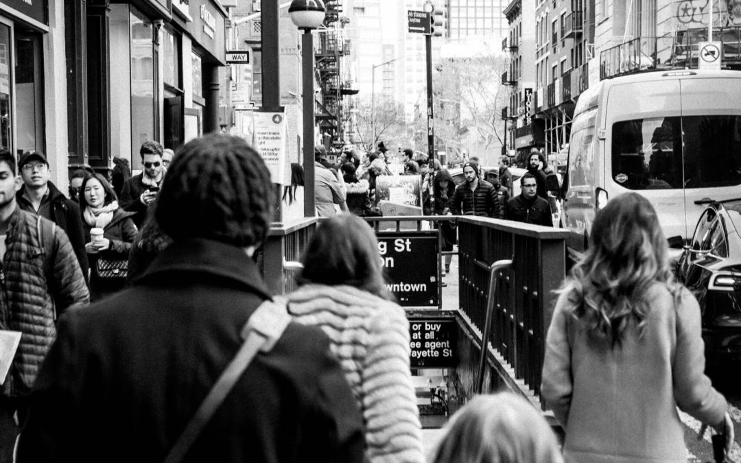 """""""Pretend It's a City"""": Urban Foundations for Ethical Life"""