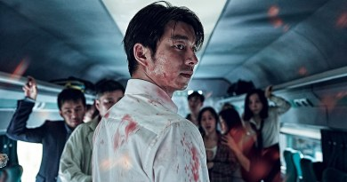 Review: Train to Busan (부산행, 2016) ★★½