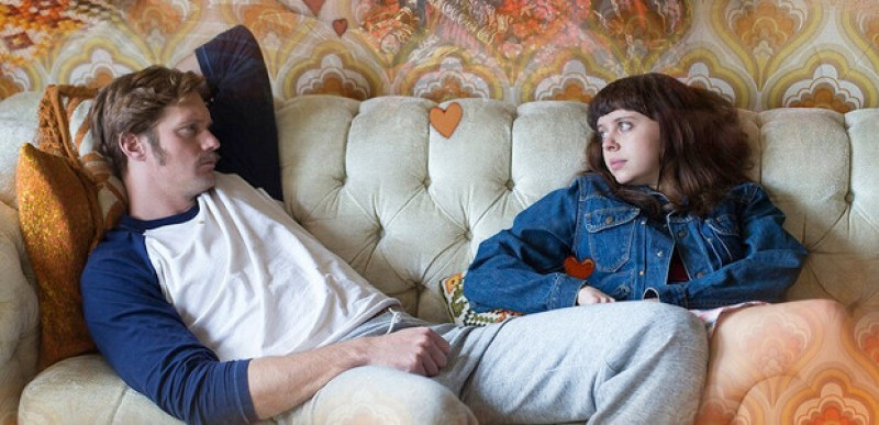 Couch Scene