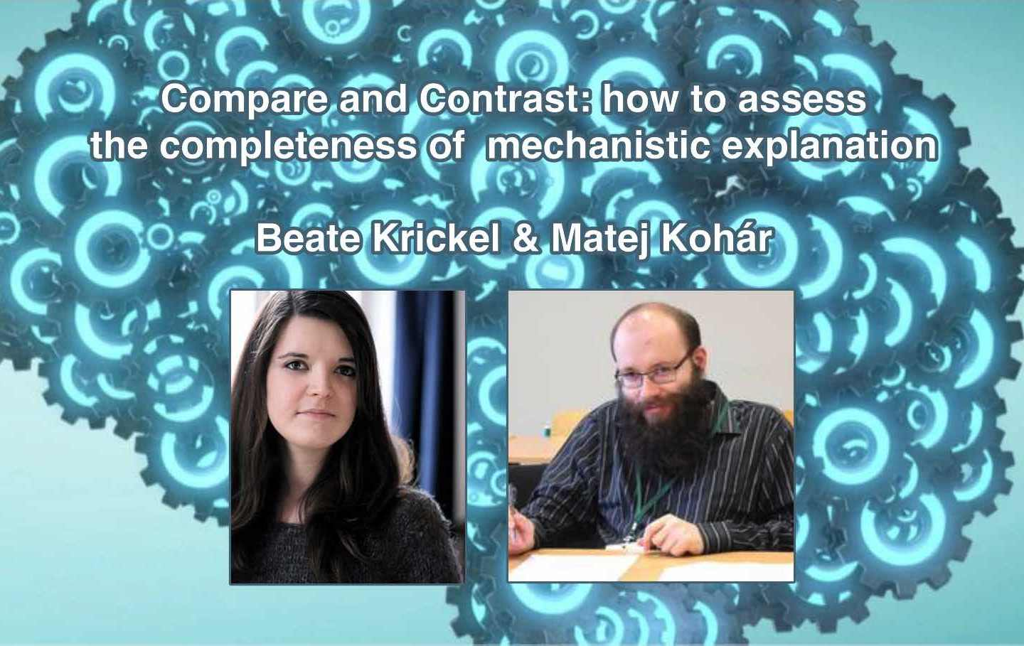 Beate Krickel and Matej Kohár on the Completeness of Mechanistic Explanation