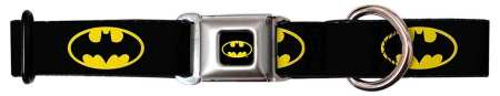 DC Comics Batman Seatbelt Collar