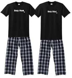 Dog Mom and Dog Dad Pajamas