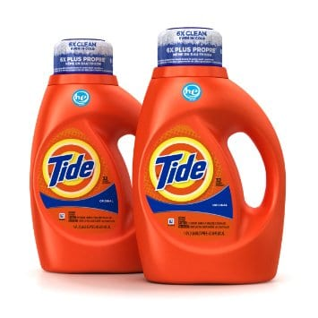 Laundry Detergent Can Contain Toxins Too!