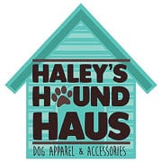 5 Dog Etsy Stores You Will Love: Haley's Hound Haus