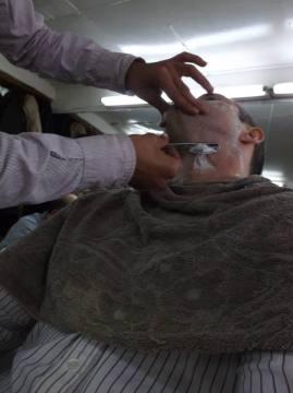 The Berber Barber: A Straight-Razor Shave in Morocco