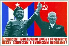 Castro in Soviet propaganda