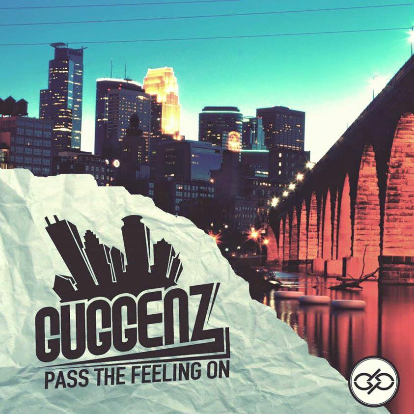 Guggenz 'Pass The Feeling On' EP coming 10/6/15