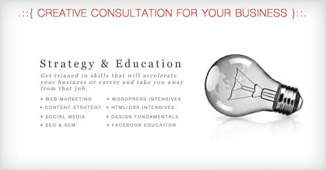 Creative Consultating for your Business