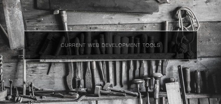 Current Web Development Tools – Pt. 1