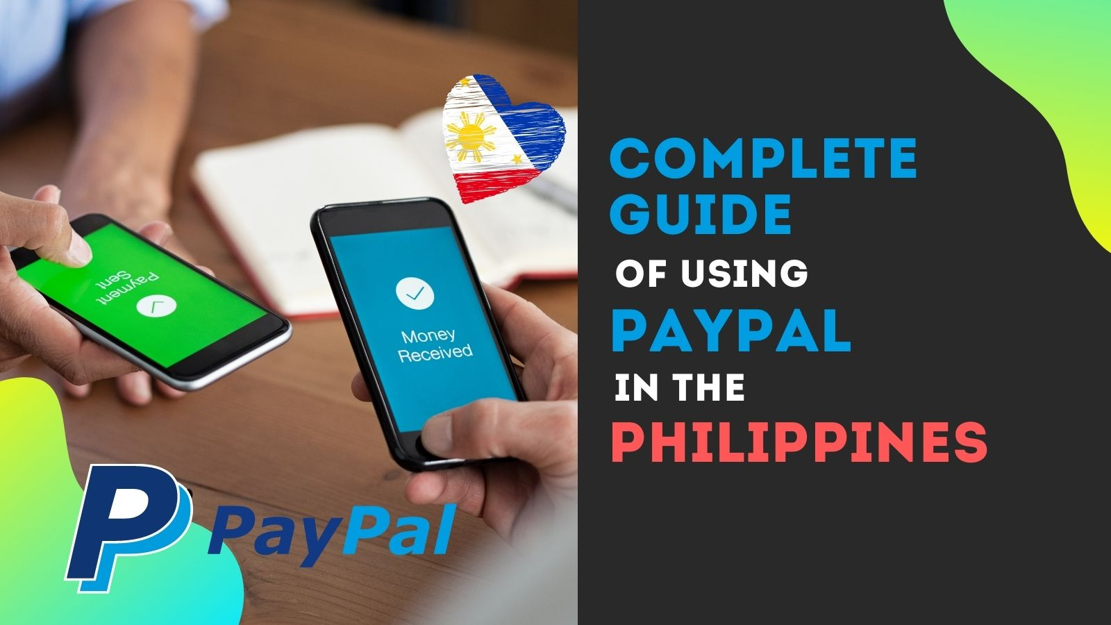 how to create paypal account philippines
