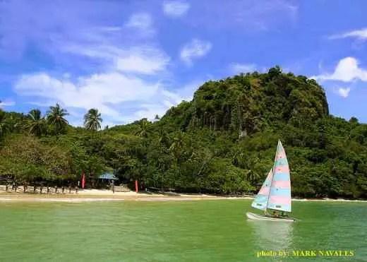 dakak beach philippines