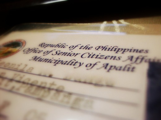 senior citizens id philippines requirements