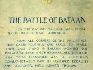 battle of bataan