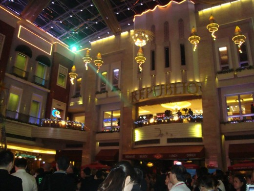 Republiq at Resorts World Manila