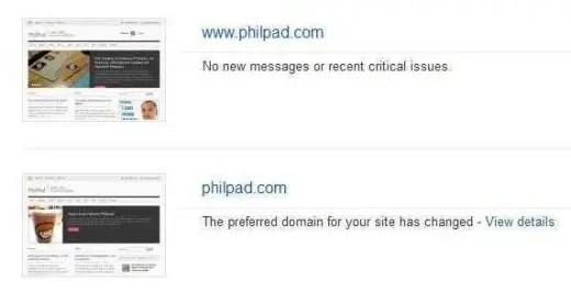 verify preferred domain