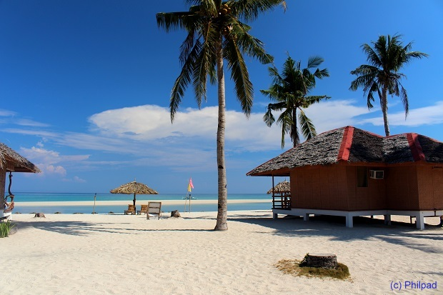 budyong beach bantayan island
